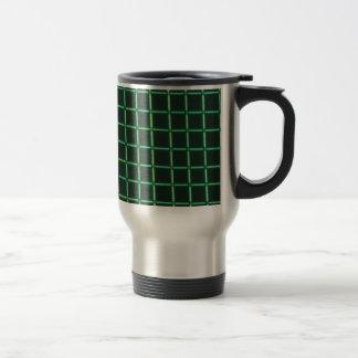 Polylactic acid under the microscope travel mug