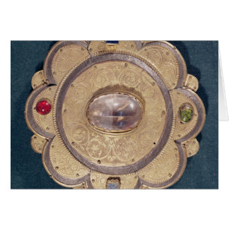 Polylobed reliquary, 13th century card