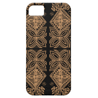 Polynesia Flora Inspired Barely There iPhone 5 Case