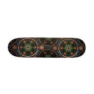 Polynesian Beaded Skate Boards