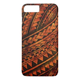 Polynesian Design iPhone 7 Plus Case