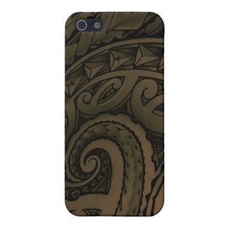 Polynesian Iphone Case Case For iPhone 5/5S
