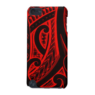 Polynesian/Maori style tattoo design patterns iPod Touch 5G Cover