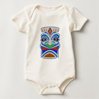 Polynesian Mythology Baby Bodysuit