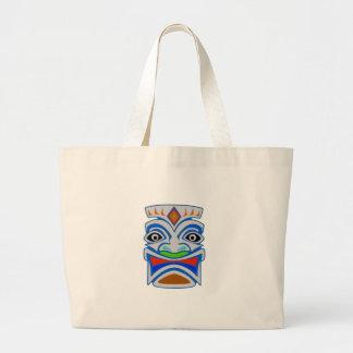 Polynesian Mythology Large Tote Bag