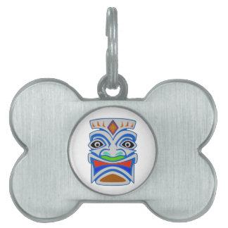 Polynesian Mythology Pet ID Tag