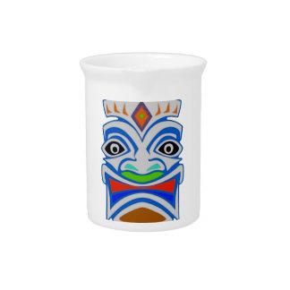 Polynesian Mythology Pitcher