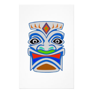 Polynesian Mythology Stationery