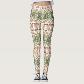 Polynesian Pride leggings