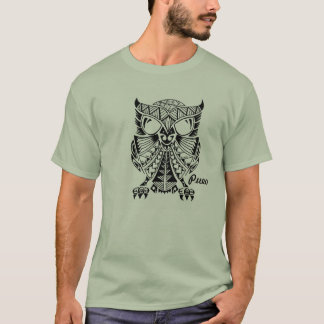 "Polynesian Pueo ""owl"" Tee"