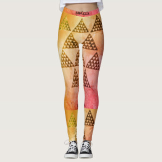 Polynesian Pyramid Leggings