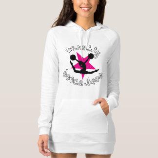 Pom Dance team hoodie dress
