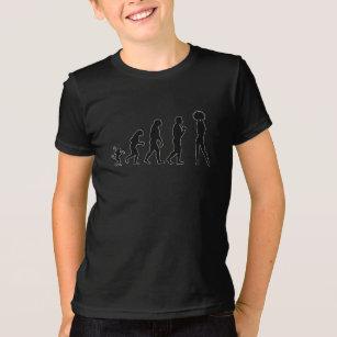 Pom pom girl  evolution, #Pom pom girl T-Shirt