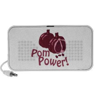 Pom Power! iPhone Speaker