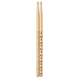 Pomagranite Pattern Drumsticks