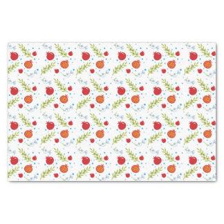 Pomagranite Pattern Tissue Paper