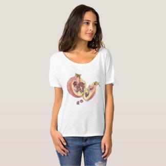 Pomegranate Boyfriend T-Shirt