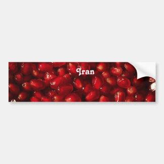 Pomegranate Bumper Stickers