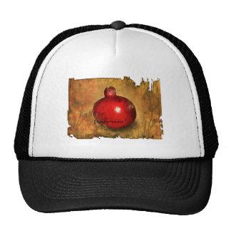 Pomegranate Cap