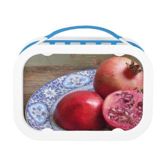 Pomegranate Fruit Still Life Lunchbox