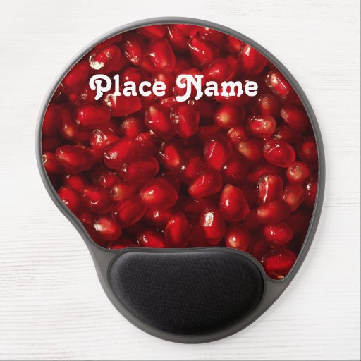 Pomegranate Gel Mouse Pads