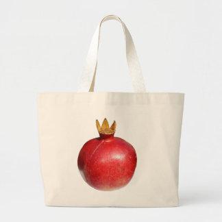 Pomegranate Large Tote Bag