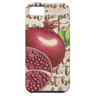 Pomegranate Love Once Again iPhone 5 Cover