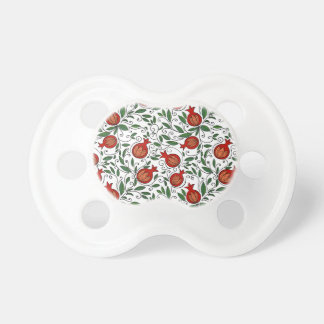 Pomegranate Pacifier