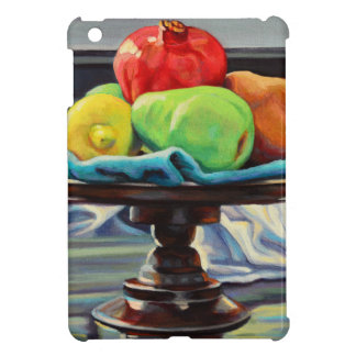 Pomegranate Pear Lemon Pedestal Case For The iPad Mini