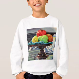 Pomegranate Pear Lemon Pedestal Sweatshirt