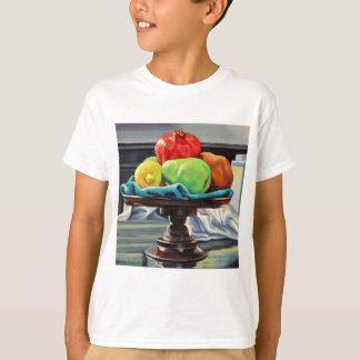 Pomegranate Pear Lemon Pedestal T-Shirt
