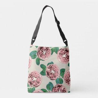 Pomegranate V2 adjustable tote bag