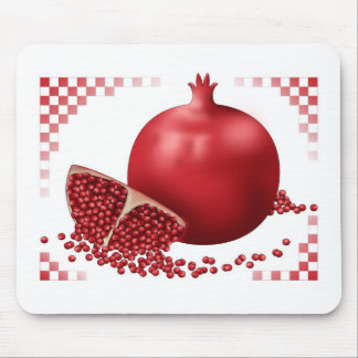 Pomegranate with Seeds Mouse Pad