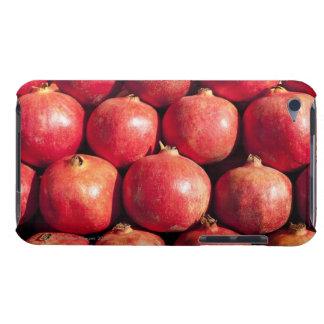 Pomegranates on display at the Carmel Market iPod Case-Mate Cases