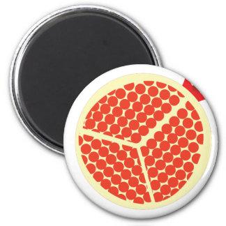 pomegrante in the inside magnet