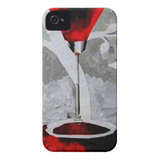 Pomegrante Rum 2011.JPG iPhone 4 Case-Mate Case