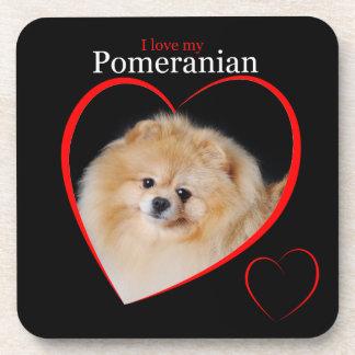 Pomeranian Coasters