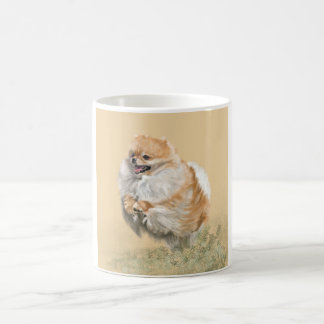 Pomeranian Coffee Mug