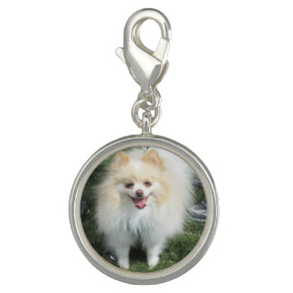 Pomeranian Custom Charm