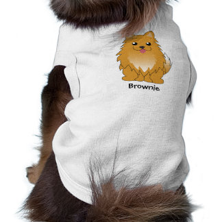 Pomeranian Custom Shirt