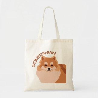 Pomeranian dog bag