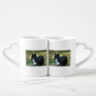 Pomeranian Dog Lovers Mug Set