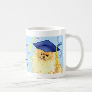 Pomeranian Graduate Coffee Mug