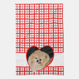Pomeranian Kitchen Towel
