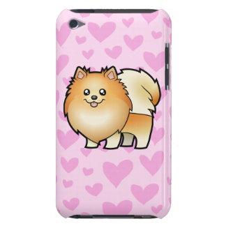 Pomeranian Love Case-Mate iPod Touch Case