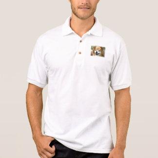 Pomeranian Men's Polo Shirt