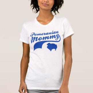 Pomeranian Mommy T-Shirt