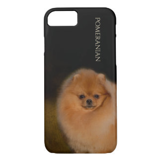 Pomeranian Phone Case