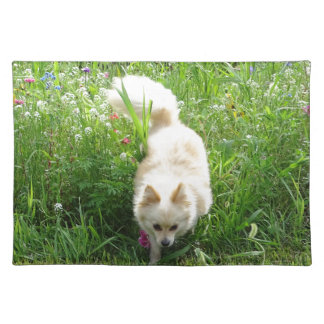 Pomeranian Placemat