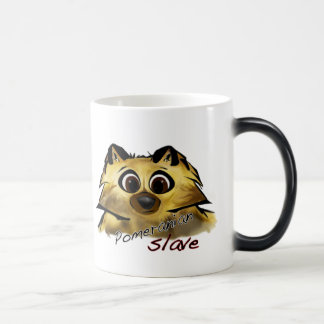 Pomeranian Slave Magic Mug